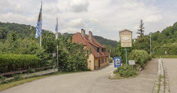 Campingplatz Tauberromantik, Detwang, DE