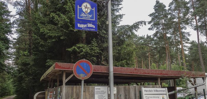 Camping Waldsee, Roth-Wallesau, DE