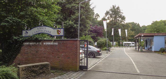 KNAUS Campingpark, Nürnberg, DE