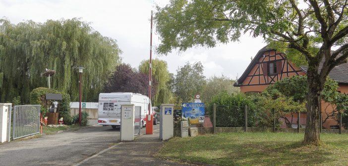 Camping Seasonova Les Portes d'Alsace, Sâverne, F