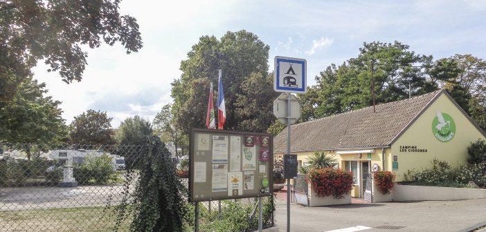 Camping Municipal Les Cigognes, Sélestad, F