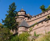 Route des Chateau d'Alsace 2018