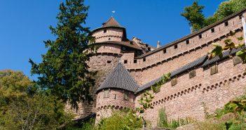 Route des Chateau d'Alsace