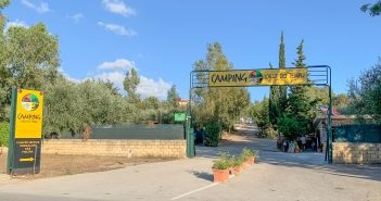 Camping Valle dei Templi, Agrigento, IT